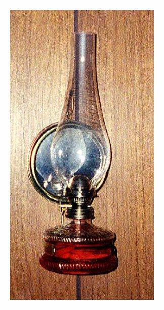 Czech Wall Lamp